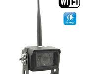 WiFi cúvacia kamera s uhlom pohľadu až 150° a IR nočným videním do 13 m