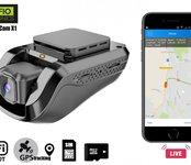 PROFIO Tracking Cam X1 s lokalizáciou + LIVE obraz z kamery