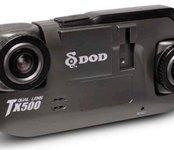 Duálna autokamera - DOD TX500